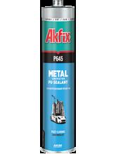 P645 Poliüretan Metal Mastiği (Otomotiv-Yapı)