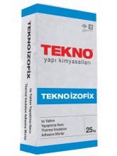 Teknoizofix-Mantolama Yapış.