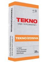 Teknoizosiva-Mantolama Sıvası